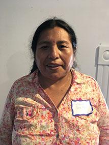 Felicia Huarsaya